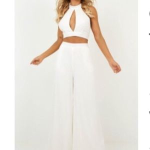 Other - Two piece crop top outfit
